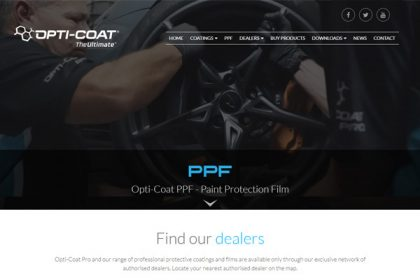 Opti Coat Pro Coating Australia